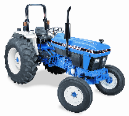 This FarmTrac 665 with power steering has a 72.4 hp, 258 cubic inch Perkins engine and it weighs 5400 pounds.  Get your FarmTrac 675 at Sundowner Tractor today!